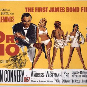James Bond Retrospective: Dr No