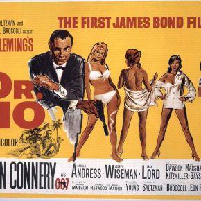 James Bond Retrospective: DrNo
