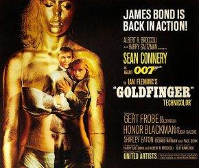 James Bond Retrospective:Goldfinger