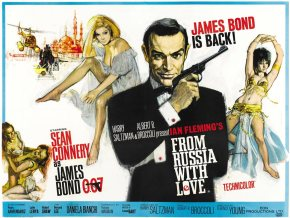 James Bond Retrospective: From Russia with Love