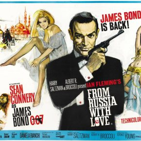 James Bond Retrospective: From Russia withLove