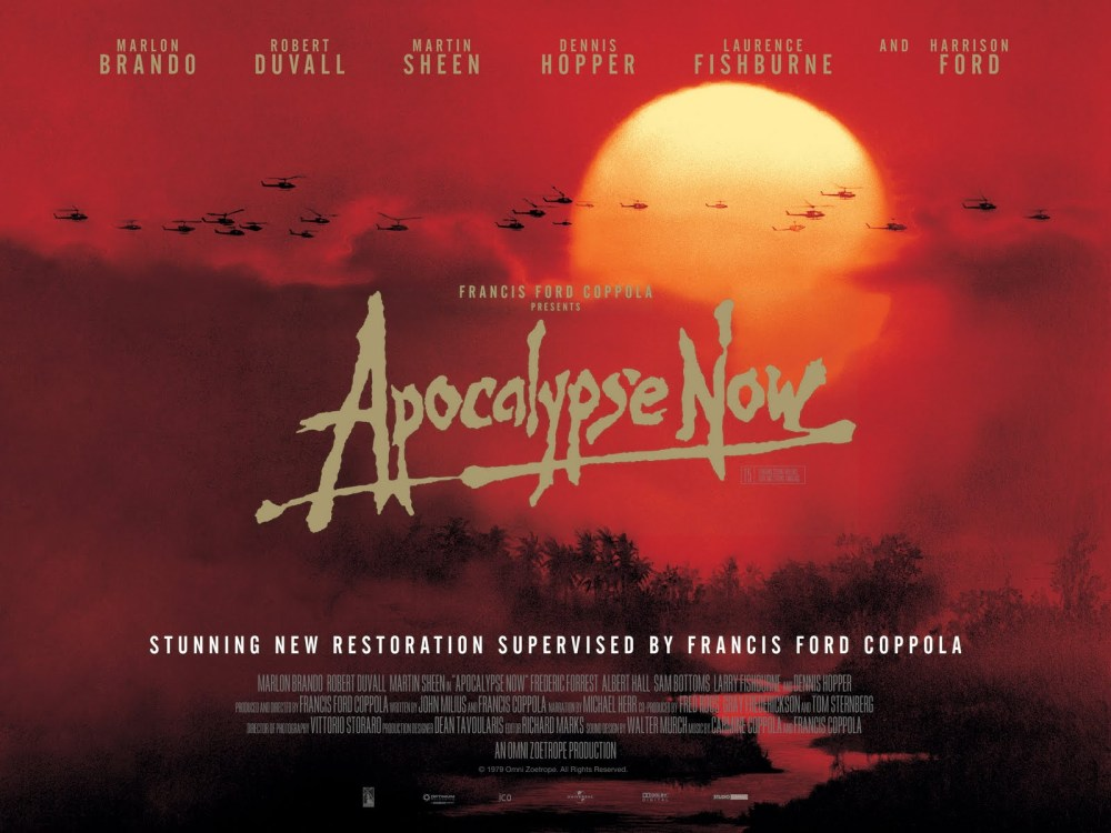 Apocalypse Now | Some Films and Stuff