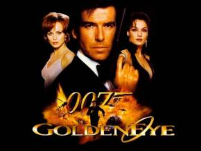 James Bond Retrospective: Goldeneye