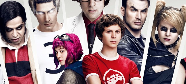 scott pilgrim vs the world cast