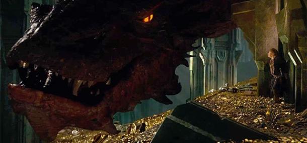 smaug dragon