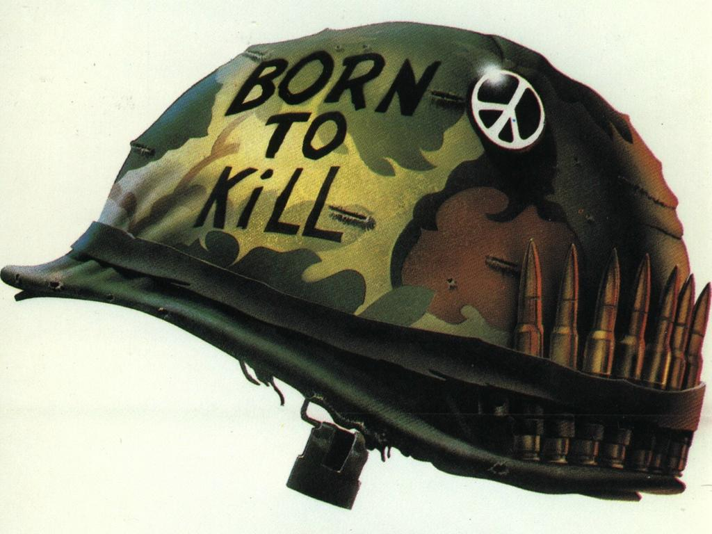 full metal jacket themes analysis