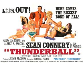 James Bond Retrospective: Thunderball
