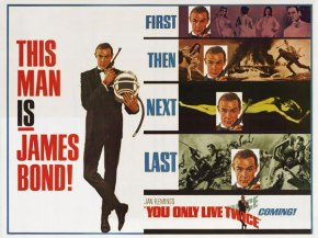 James Bond Retrospective: You Only Live Twice